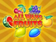 Always fruits slotmachine