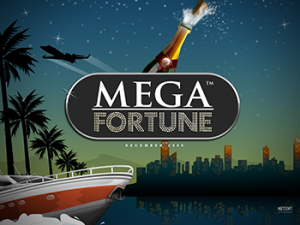 Mega Fortune slotmachine
