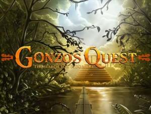 Gonzo's quest slot machine