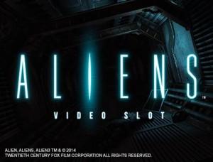 Aliens slotmachine