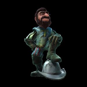 Gonzo's quest slot machine karakter