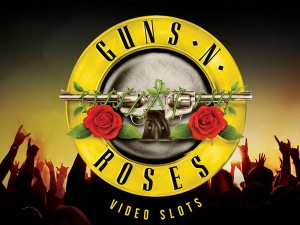 Guns n' roses slotmachine